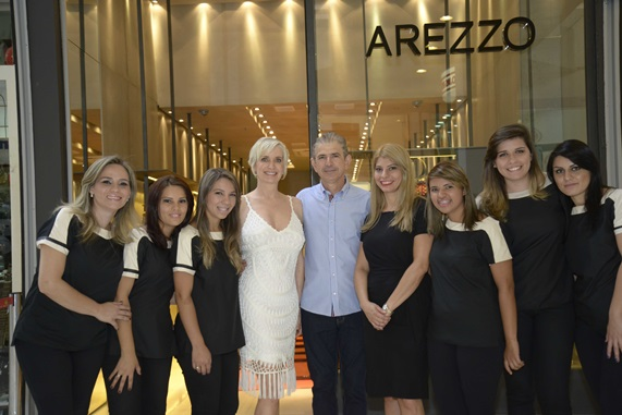 fcc477dc4 Arezzo inaugura loja em Aparecida de Goiânia - @aredacao