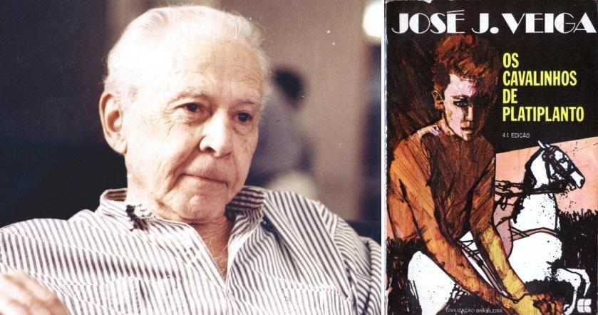 Resultado de imagem para José J. Veiga
