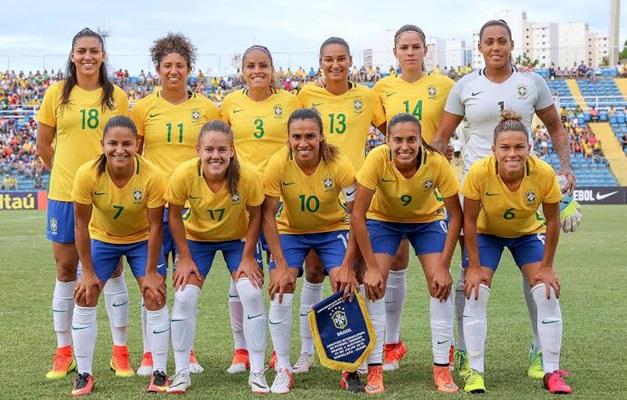 Brasil x China e mais cinco jogos de futebol feminino abrem as Olimpíadas a38f37d7fea52