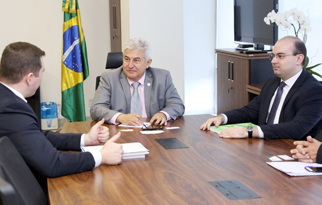 Certificação Digital é tema de encontro entre ministro Marcos Pontes e ANCD