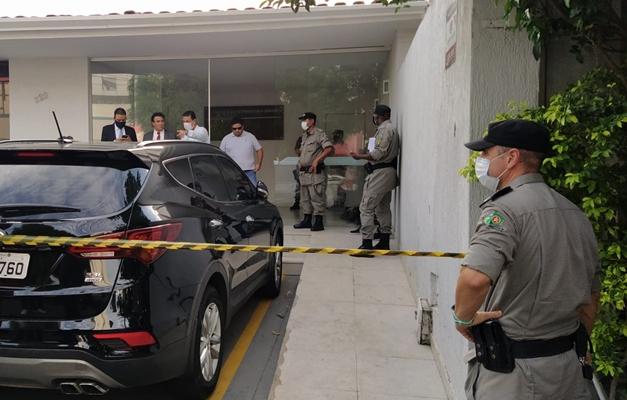 Dois advogados são mortos a tiros dentro de escritório em Goiânia -  @aredacao