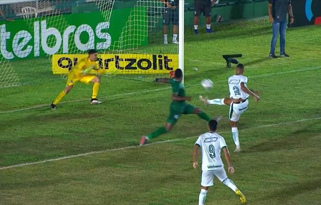 Goiás Esporte Clube é eliminado da Copa do Brasil pelo Boavista-RJ