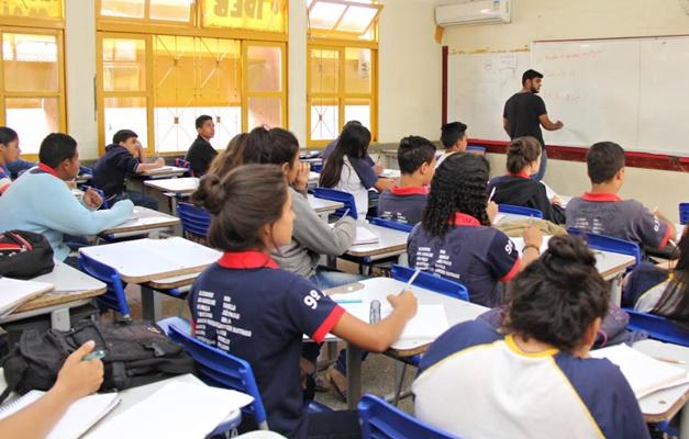 Goiás lidera ranking nacional do Sistema de Avaliação da Educação Básica