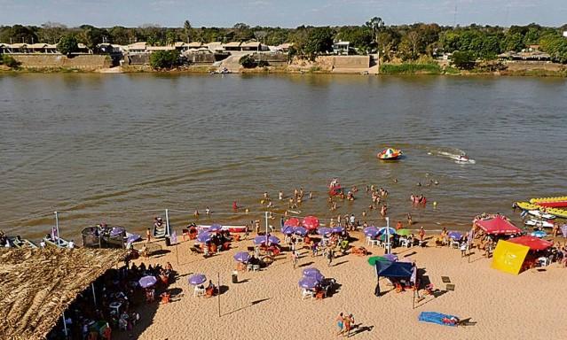 Governo de Goiás cancela temporada 2020 em toda extensão do Rio Araguaia