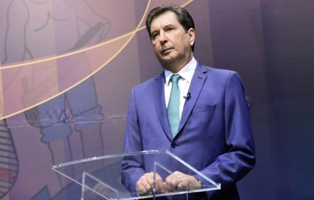 Maguito Vilela apresenta quadro de infecção pulmonar grave, diz boletim -  @aredacao