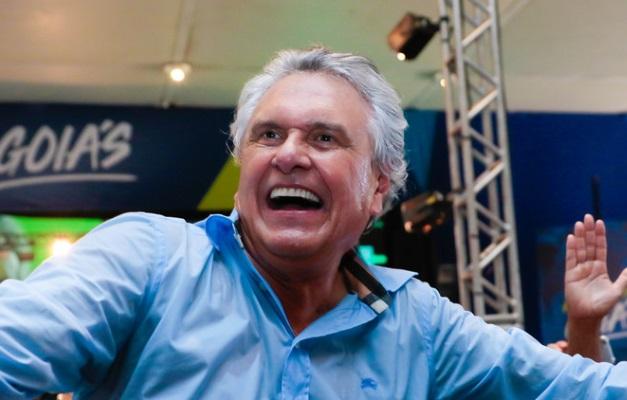 Ronaldo Caiado é eleito governador de Goiás com 59,73% dos votos válidos