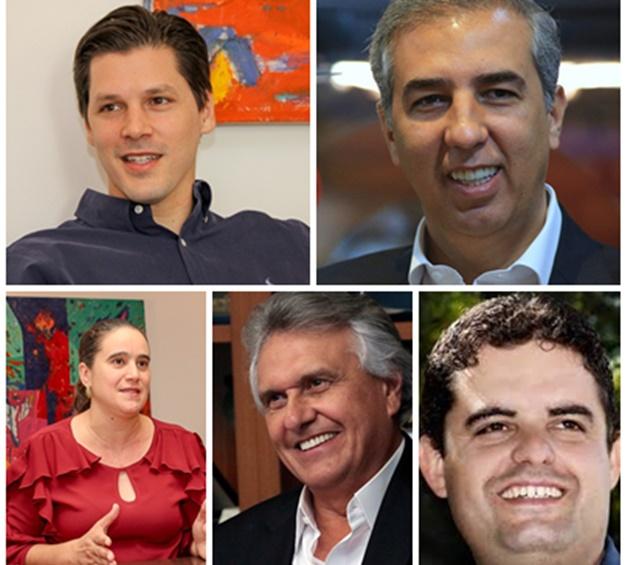 Veja a agenda dos candidatos ao governo desta segunda (1/10)
