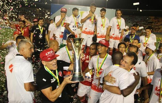 bb44e5336 Vila Nova garante título de campeão da Série C do Campeonato Brasileiro