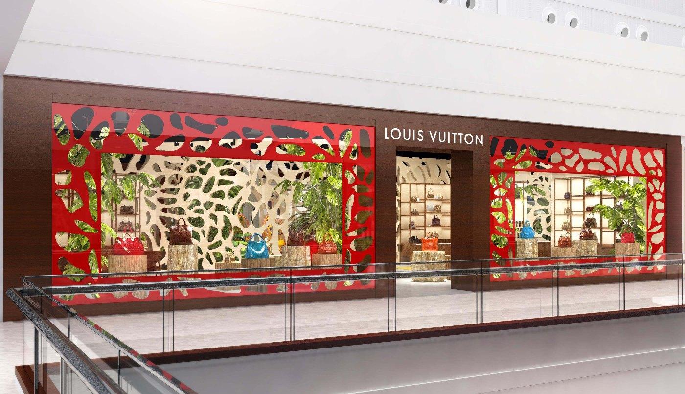 15bdfa23a A Louis Vuitton abrirá uma pop-up sotre no Shopping Flamboyant (Foto:  Divulgação)