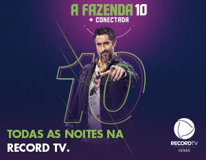 Record A FAZENDA 2018 Half
