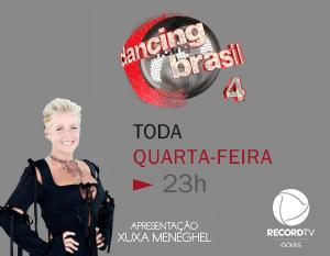 RECORD GO - DANCING BRASIL - HALF BANNER